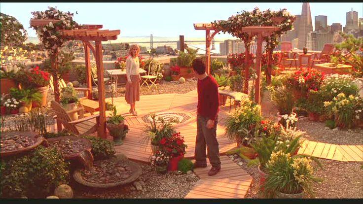 Roof Garden in Just Like Heaven