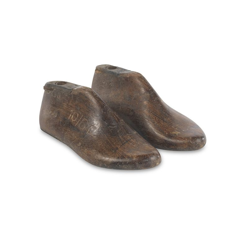 Buy Nkuku Reclaimed Shoe Last   Natural   Set Of 2 | Amara