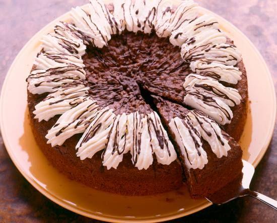 Nuss-Nougat-Creme-Kuchen Rezept | Dr. Oetker