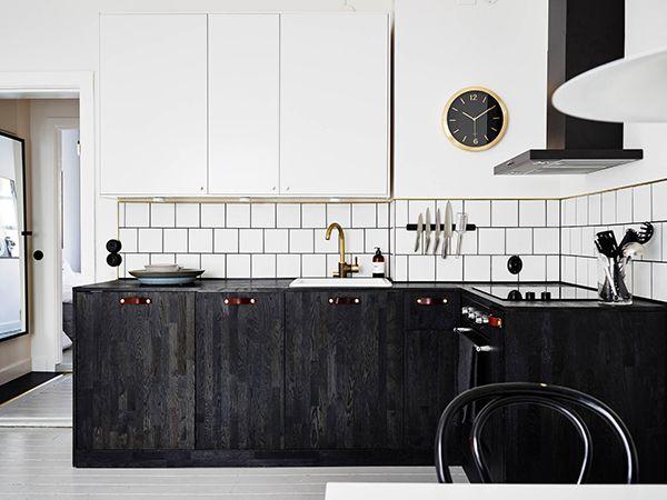 Yli tuhat ideaa Türgriffe Küche Pinterestissä Möbelknopf - türgriffe für küchenschränke