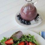 Blueberry Pomegranate Vinagrette