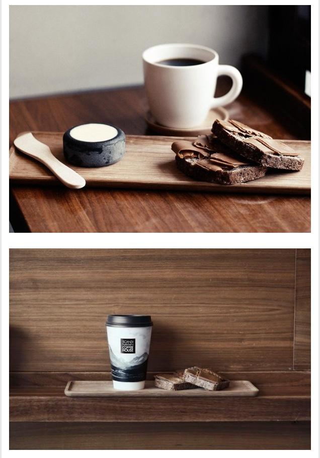 Scandinavian Coffee House Branding