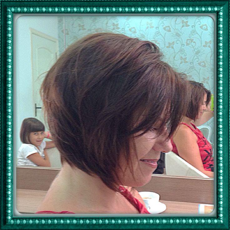 Cabelos curtos short hair