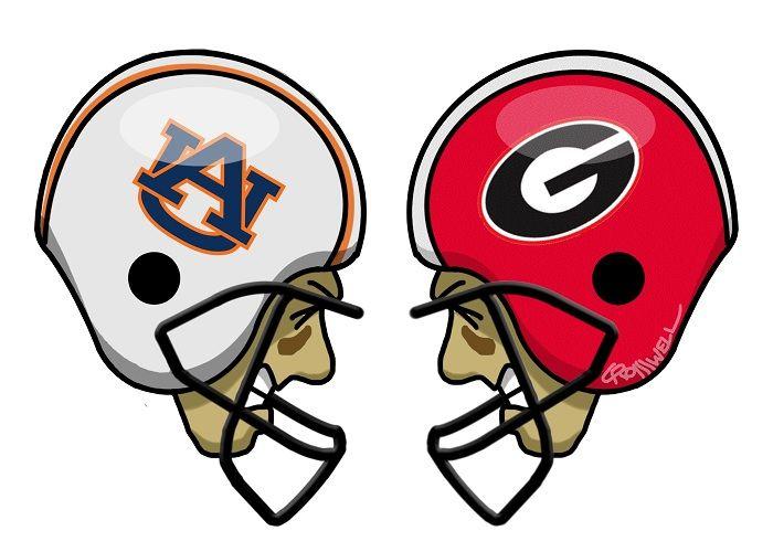 https://sites.google.com/site/michiganfootballquickies/auburn-vs-georgia-classic-football-rivalry creativequickies.com  Auburn vs Georgia Football Classic Headbutting Rivalry