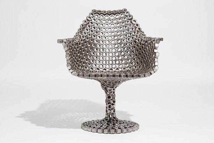 Leo Capote, Tulip Bolts Chair (2013)
