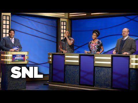 Black Jeopardy - Saturday Night Live - YouTube