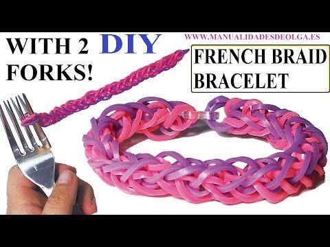 Phenomenal 12 Best Ideas About Pulseras French Braid Ligas On Pinterest Short Hairstyles For Black Women Fulllsitofus