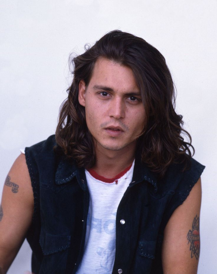 Johnny Depp---have MERCY!