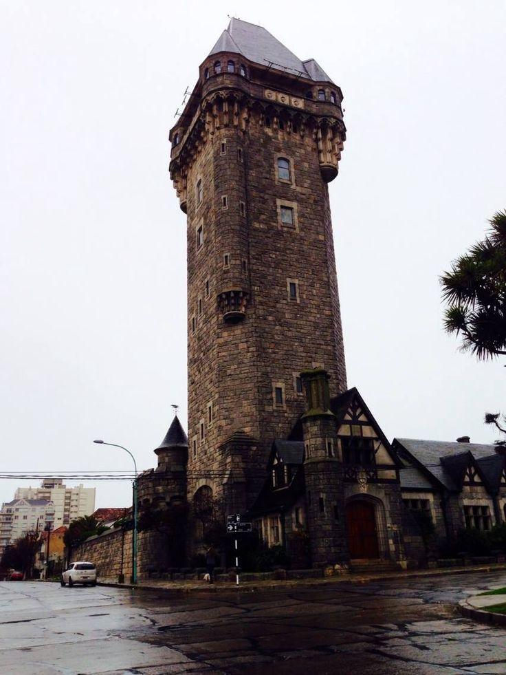 Torre Tanque at Mar del Plata, Argentina