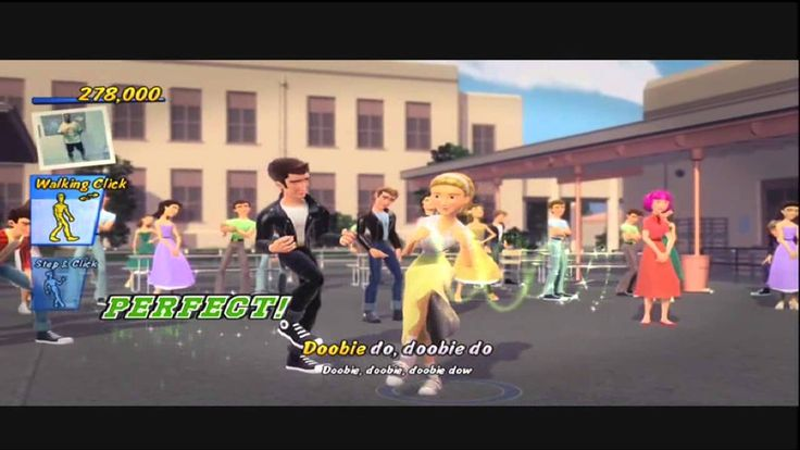 Grease Dance Summer Nights Dance, via YouTube.