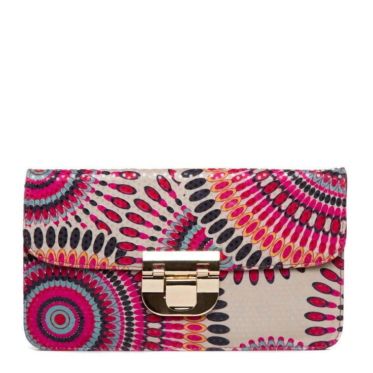 Wapato bag: Awesome Clutches, Adorable Clutches, Wapato Clutches, Patterns Plays, Wapato Bags, Clutches Bags, Graphics Prints Bags, Bright Colors, Colors Clutches
