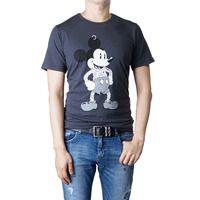 Today's Hot Pick :87612タトゥーミッキーマウスプリントカットソー http://fashionstylep.com/SFSELFAA0024432/stylehommejp/out 吸湿速乾性に優れているコットン100%の素材で出来た半袖カットソーです。 全身にタトゥーを入れたミッキーマウスプリントで、ハイセンスなニュアンスに♪ 合わせやすいラウンドネック