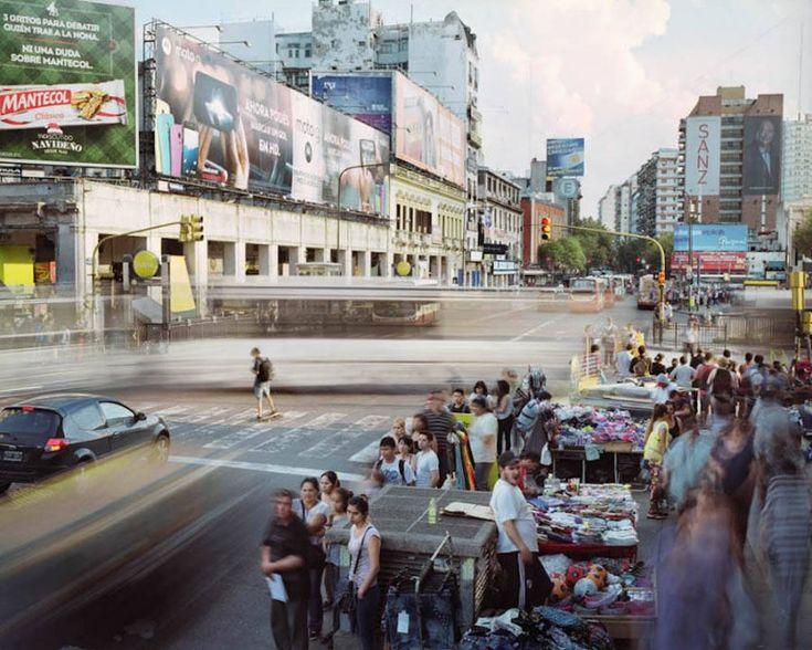 Sanatlı Bi Blog Şehrin Telaşı - Uzun Pozlama Tekniği Kullanılarak Çekilmiş 20 Fotoğraf 6