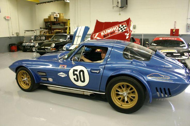 178 Best Grand Am C2 Corvette Images On Pinterest