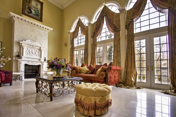 The formal living room is equipped with a marble fireplace and opens to a beautiful terrace overlooking the backyard and the pool area. This property is exclusively represented by Vitale Sunshine Realtors. For more information on this home please visit http://35peterct.greatluxuryestate.com/