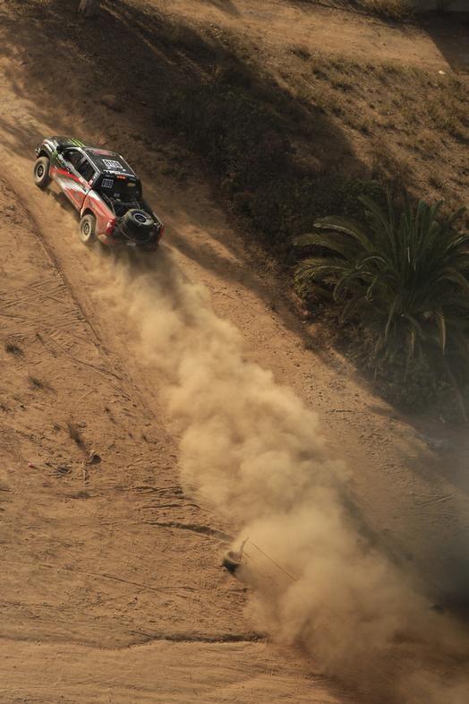 2015 Toyota Tundra TRD Pro Wins Class at Tecate SCORE Baja 1000 #Toyota #Baja