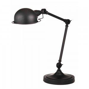203 best lighting table lamps images on pinterest buffet lamps black vintage style desk lamp aloadofball Image collections