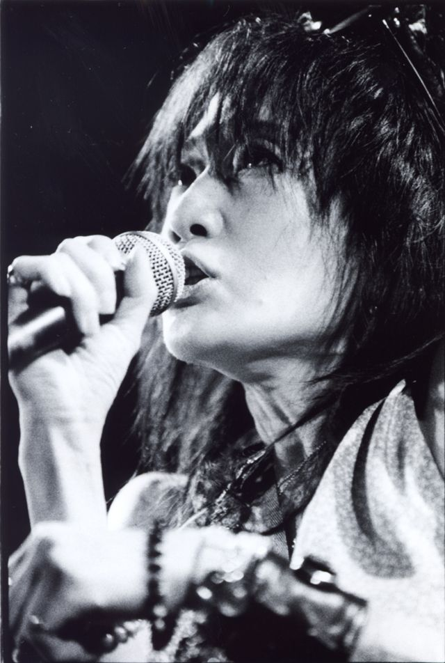 戸川純 ゲルニカのデビュー作を含むアルファレコード時代のアルバム6作がリマスター再発&ハイレゾ配信決定 - amass