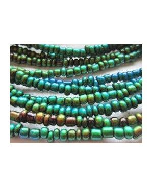 Perline camaleonte - 10 pezzi