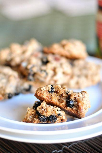 Vegan Oatmeal Pecan Cookies #fitfluential