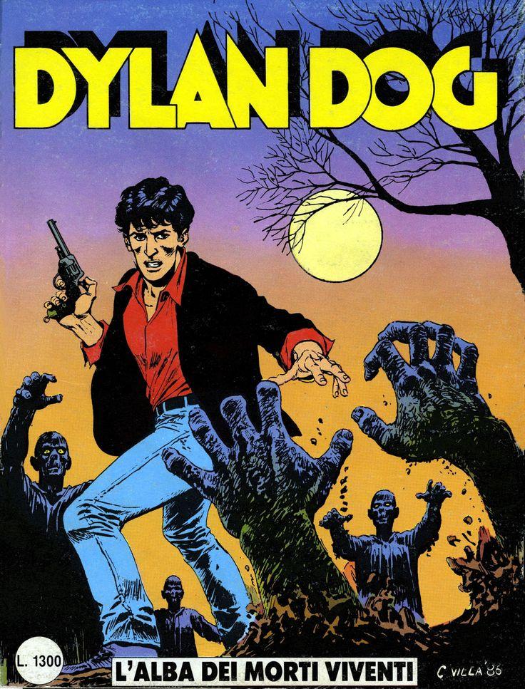 Dylan Dog n.1 - 1986