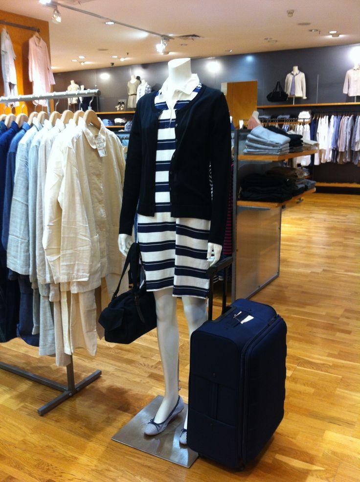 Travelling apparel