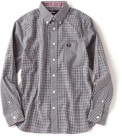 フレッドペリー クラシックギンガムシャツ / classic gimgham shirt on ShopStyle