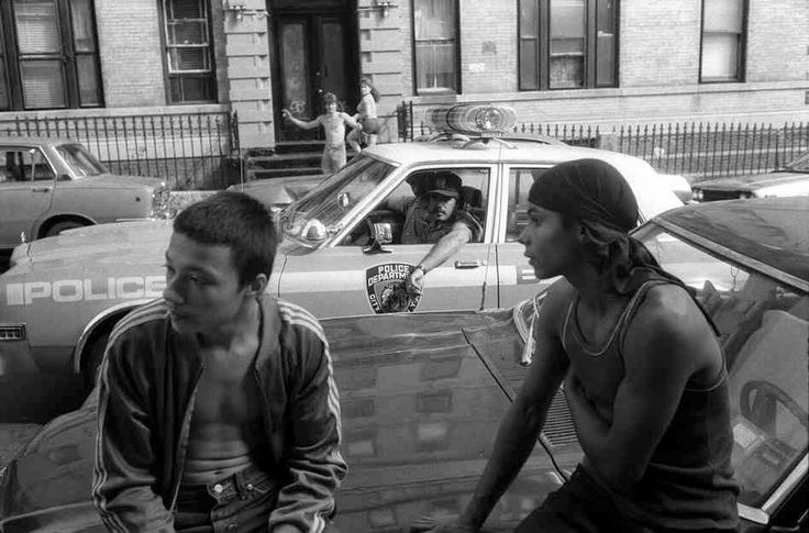 vintage everyday: Black and White Photos of Bronx Boys from the 1970s-