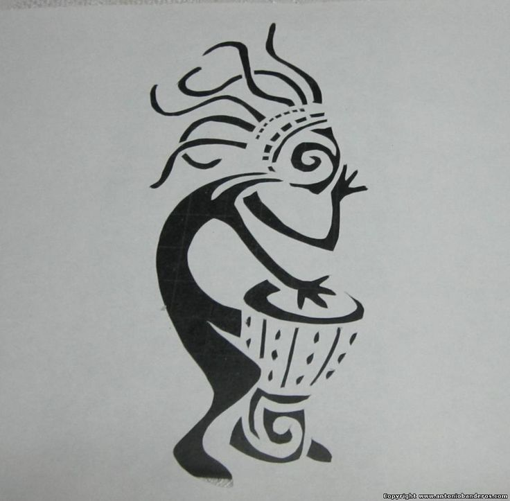 индеец акварель - Поиск в Google