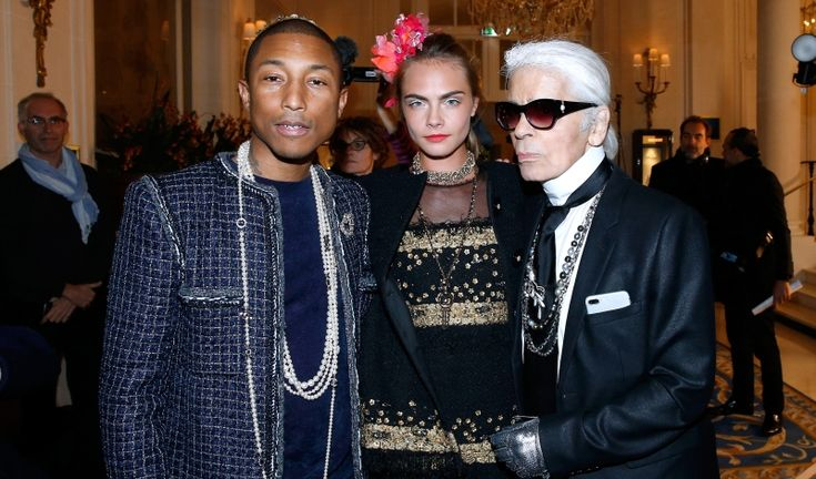 Chanel Announces Ad Campaign with Pharrell, Cara Delevingne, Kristen Stewart, and Caroline de Maigret - Daily Front Row https://fashionweekdaily.com/chanel-announces-ad-campaign-with-pharrell-cara-delevingne-kristen-stewart-and-caroline-de-maigret/