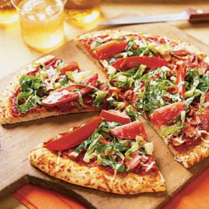 BLT Pizza - Easy Pizza Recipes - Delish.com