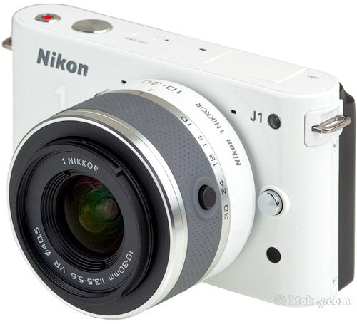 Helpful things to know about the Nikon J1