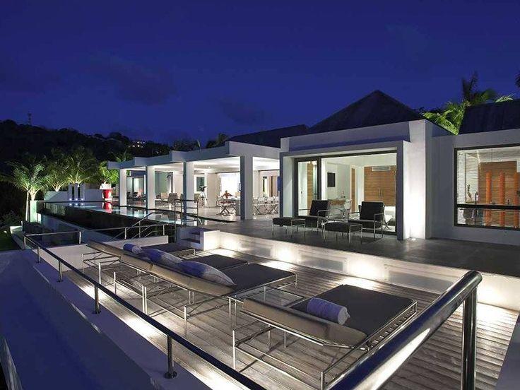 Villa ZNA 5 Bedrooms – Elite Concierge St Barts