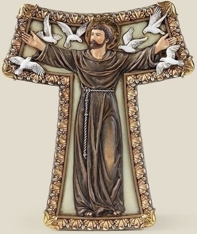 the religious life of saint francis of assisi Who was st francis of assisi  names upon entering religious life, this is not how st francis originally  that the saint's early life gave no presage of the.
