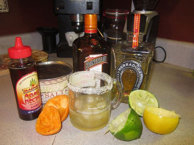 Dirtbag Gourmet: Margaritas with Climber Kelly Cordes!
