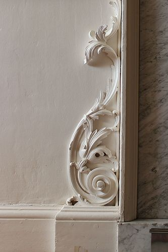 Detail from the chimneypiece in the Chinese Dressing Room at Blickling Hall, Norfolk (c.1760s) photo by Rubens 1577