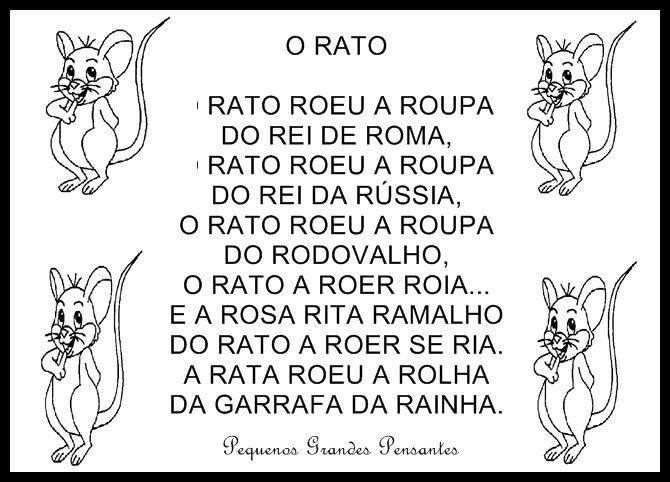 Parlenda do Rato