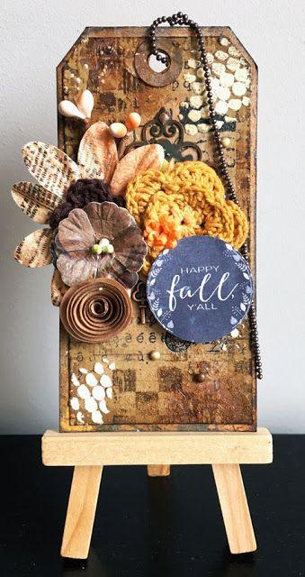 Tag - fall colours