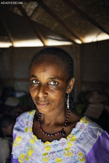 Alfredo D'Amato | Cameroon, Gado Refugee Camp, Garua Bulay | Image ADA01639CAM | Panos Pictures