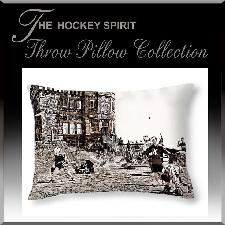 A unique gift idea for the hockey fans in your life :-)  www.HockeyArt.org