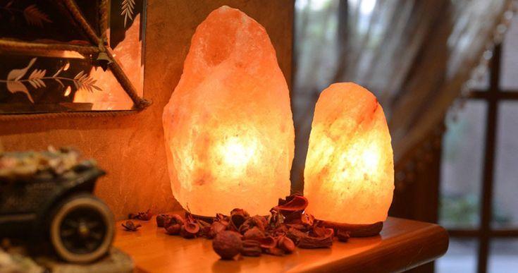 Himalayan Salt Lamp Benefits - Do They Really Work