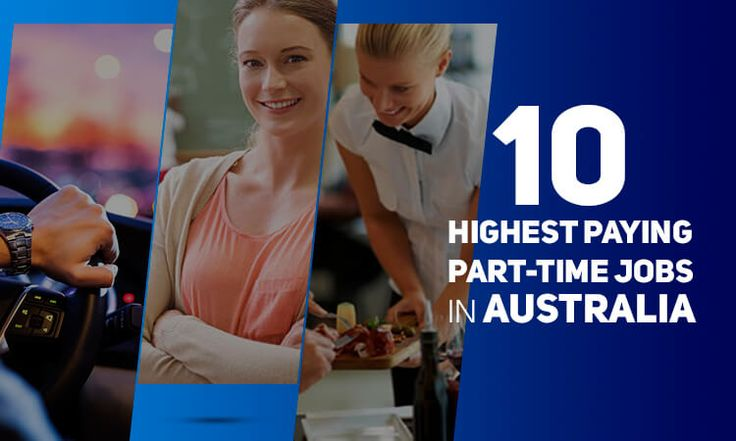 10 Highest paying part-time jobs in Australia http://siecindia.com/10-highest-paying-part-time-jobs-in-australia/ #StudyinAustralia #SIEC