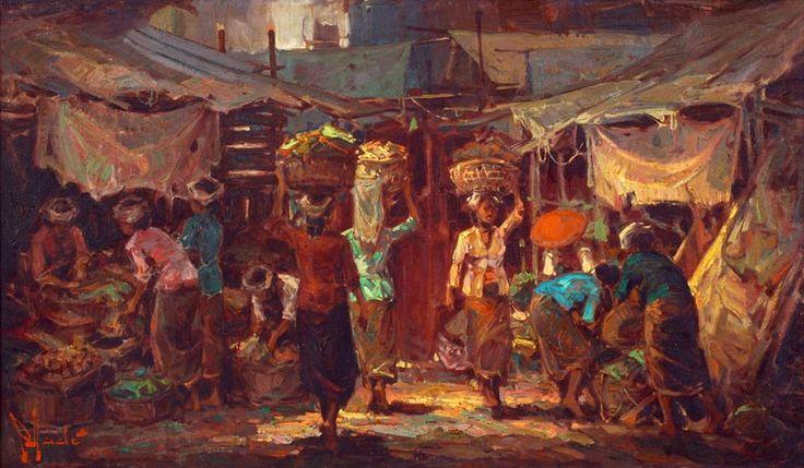 R. Hadi - Pasar