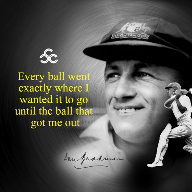 """Sir Donald George """"Don"""" Bradman, AC, often referred to as """"The Don"""", was an Australian cricketer, widely acknowledged as the greatest batsman of all time  #sirdonaldgeorge #bradman #australia #aus #cricket #loveforcricket #ccc #cricketteam #cricketerz #customisecricket #customcricketcompany customcricketcompany.com"""