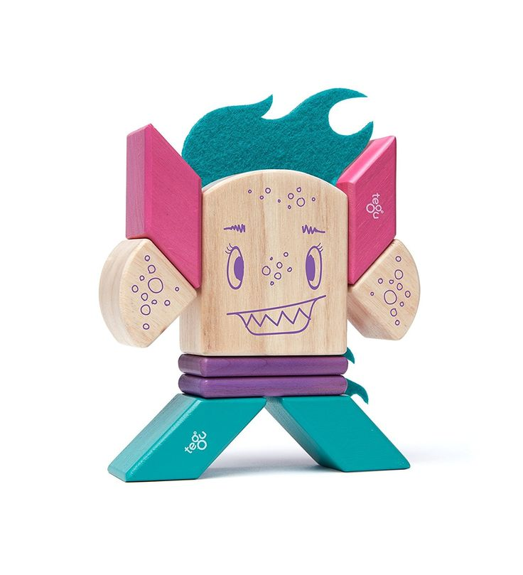 Tegu Monster Mash - Finklebear | Bright Bean Toys