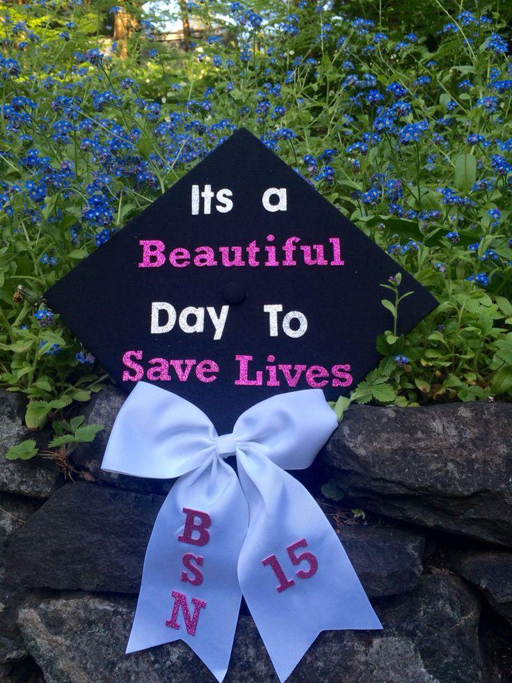 BSN nursing graduation cap