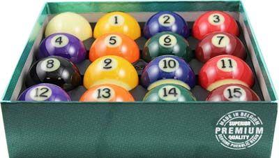 Aramith Billiard Pool Balls (Premium)