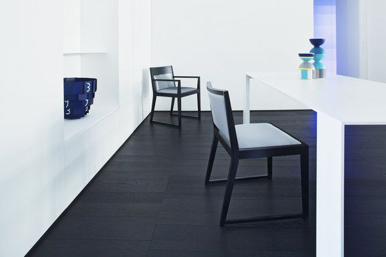 Marker by Tekhne | Barstool | Chair | Chair with armrests | ..