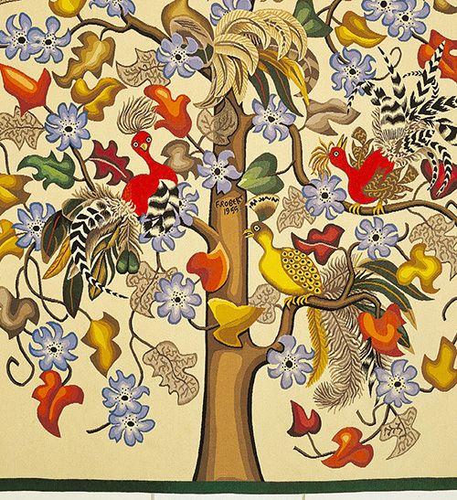Les 147 meilleures images du tableau arbre de vie sur - Galerie nationale de la tapisserie beauvais ...