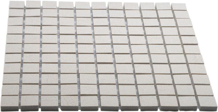 Vegro tiles sandstone mosaikk - Fliser til baderom - Fliser, stein & tilbehør - MegaFlis.no